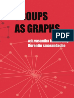 Groups as Graphs, by W.B. Vasantha Kandasamy, Florentin Smarandache