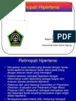 Dr.erwin Retinopati Hipertensi
