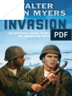 Invasion! by Walter Dean Myers (Excerpt)