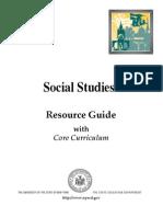 ss core curriculum