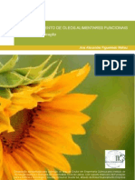 Desenvolvimento de Oleos Alimentares Funcionais Da Ciencia a Aplicacao
