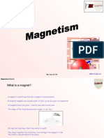 Magnetism - Science Year 8