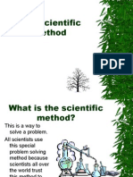 Biologi - New Scientific Method