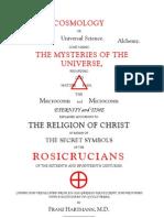 Franz Hartmann - Secret Symbols of the Rosicrucians