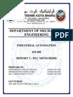 Cover Plc Mitsubishi 2