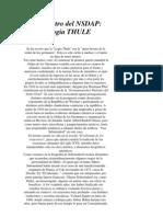 El Ancestro Del NSDAP, La Logia Thule