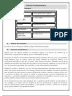 Informe Psicopedagógico[profe alejandra] - copia
