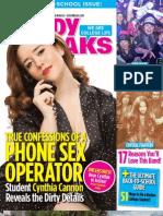 Study Breaks Magazine (SM)- September 2013