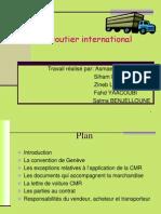 Contrat de Transport Routier