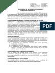 Seguro Constructor Condiciones Generales Sodimac