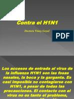 Contra El H1N1