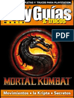 PlayManía. Guías & Trucos - Mortal Kombat