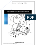 Mechanical Engg Draw Lab Manual