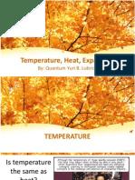 P103 Temperature, Heat, Expansion