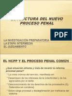 Estructura Del Nuevo Codigo Procesal Penal Peruano