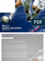Football League Agents' Fees Report (2012/13)