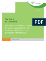 The Future of Leadership