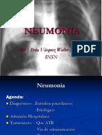 Neumonia Adquirida en la Comunidad en Pediatria