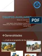equipos auxiliares 2012