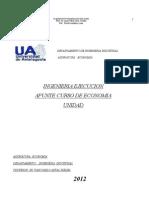 Apunte Micro y Macroeconomia Ingenieros de Ejecucion
