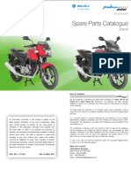 Manual de Partes Pulsar 220 Naked y Full Fairing 0