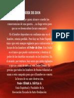 P. Dávila (El Poder de Dios)