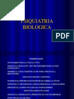 PSIQUIATRIA BIOLOGICA