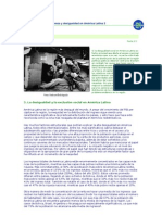Pobreza y desigualdad en América Latina 2