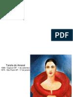 Tarsila Do Amaral, Vicente Do Rego Monteiro, Goeldi, Gomide