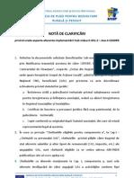 Clarificari Privind Implementarea M431.2
