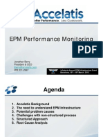 Infratects Top Gun 2013 - Comprehensive Approach to EPM Performance Monitoring (Accelatis)