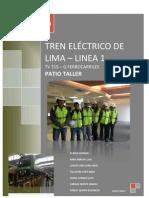 Informe Linea 1-Patio Taller