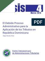 2013 Tesis Procedimientos Tributarios Morales