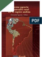 REFORMA AGRARIA Y DESARROLLO RURAL EN LA REGIÓN ANDINA