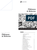 Philemon&Hebrews