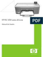 Manual Hp Psc 2350