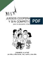 Juegos Cooperativos Para Infantil
