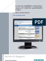 s7-1200 Opc Simatic-net e