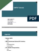 M CMTS Cisco Tutorial Public 070220a