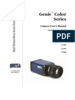 Genie Color Series User