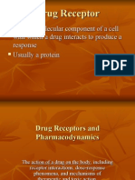 Receptor And Dose Response Curve