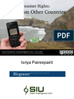 Telecom Consumer Rights