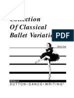 Collection of Classical Ballet Variations