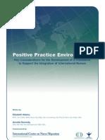 ICNM Pos Practice Env