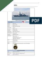 HMS Daring (D32)