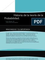 La Teoria de La Probabilidad