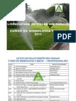 Ciclo Hidrologico2013