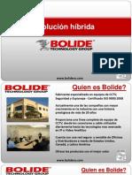 Solucion Híbrida Bolide - Julio 2013 (version PDF)
