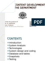 Digital Content Development for the Department_final