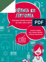Ciência em Sintonia – Guia para montar um programa de rádio sobre ciências